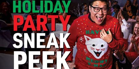 Main Event - Grapevine's Holiday Sneak Peek tickets
