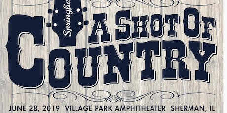 A Shot of Country, Summer Music Festival tickets