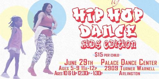 WWT: Kids Hip Hop Dance Class!!!