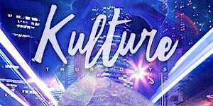 Kulture Thursdays | The 90/2000 Caribbean Afterwork |...