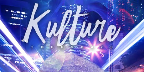 Kulture Thursdays | The Caribbean Afterwork Experience | Happy Hour 5 - 8 tickets