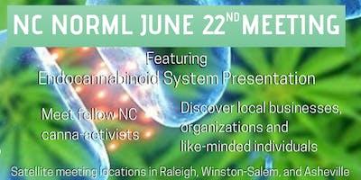 Public Meeting NCNORML & Dr. Kevin Baiko, MD discuss cannabis