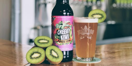 Cheeky Kiwi Sour IPA Launch Party