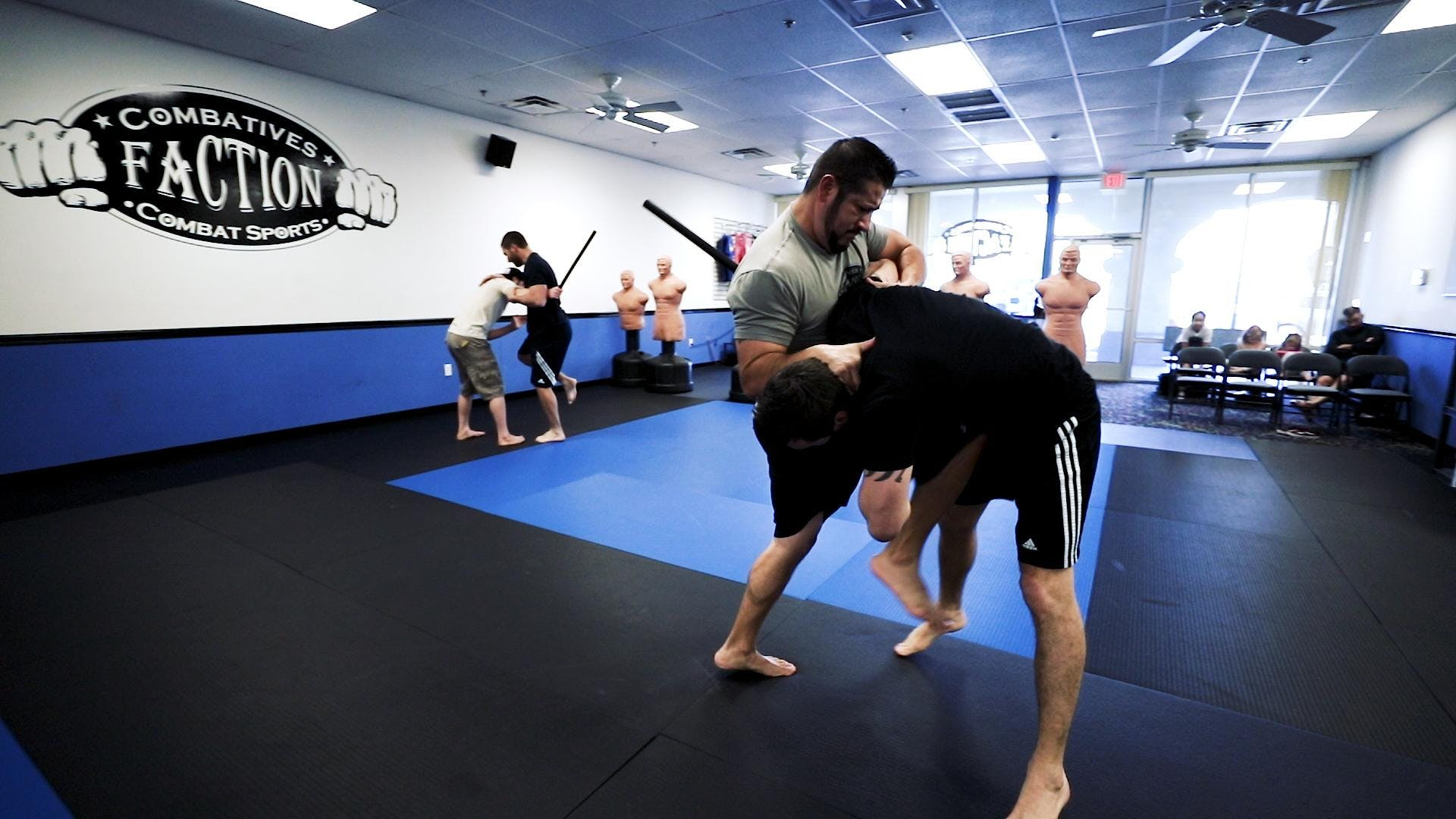 Free Intro to Krav Maga / Combatives Workshop