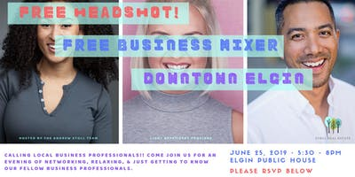 Business Networking Event - Free Headshots!