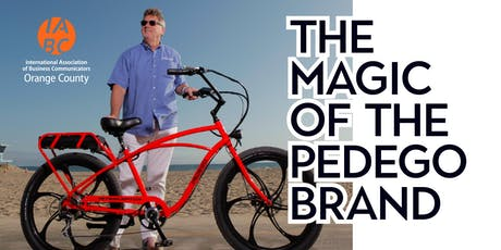 The Magic of the Pedego Brand tickets