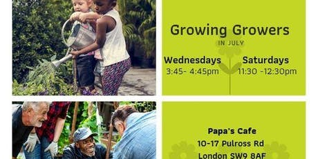 Growing Growers tickets