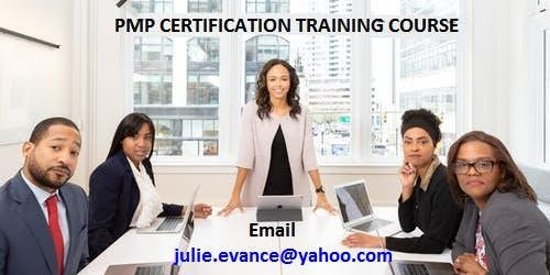 Project Management (PMP) Classroom Training in Latham, NY