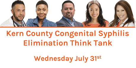 Kern County Congenital Syphilis Elimination Think Tank tickets
