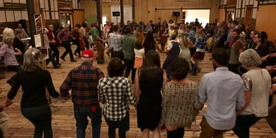 Harvest Dinner and Contra Dancing