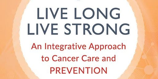 Book talk: Live Long, Live Strong with Dr Mao Shing Ni and Frances Lam