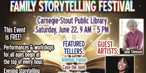 Family Storytelling Fest