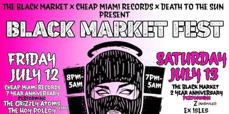 Black Market Fest 2 tickets