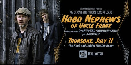 Hobo Nephews of Uncle Frank with Ryan Young, + Actual Wolf tickets