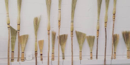 Altar Whisk Broom Crafting with Bethany Ridenour