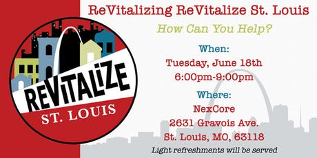 ReVitalizing ReVitalize St. Louis (Pt. II) tickets