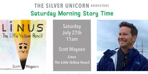 Saturday Morning Storytime: Scott Magoon