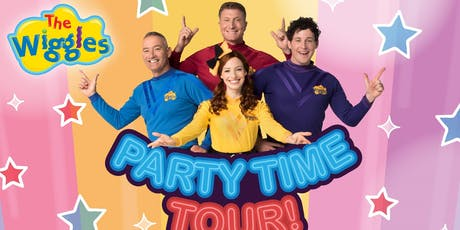 The Wiggles - The Party Time Tour tickets