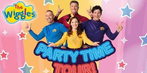 The Wiggles - The Party Time Tour