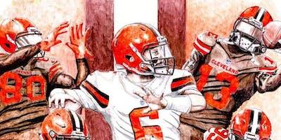 Browns Vs Jets Tailgate