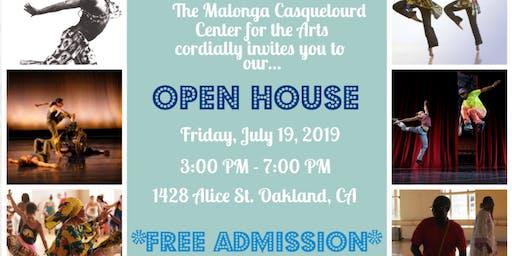 Malonga's Open House 2019