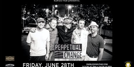 Perpetual Change @ Kanza Hall  tickets