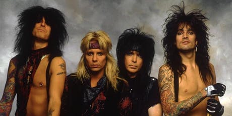 MOTLEY CRUE, DEF LEPPARD, POISON & OZZY-A CRAZY HARD ROCK DJ TRIBUTE Part 2 tickets
