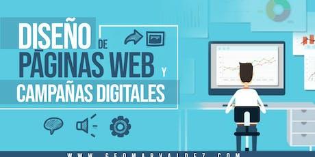 DISEÑO DE PÁGINAS WEB Y CAMPAÑAS DIGITALES entradas