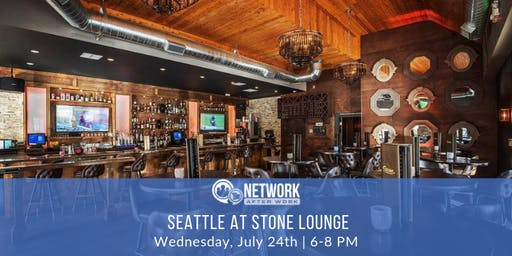 Network After Work Seattle at Stone Lounge