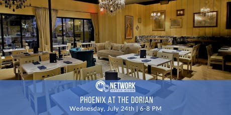 Network After Work Phoenix at Dorian tickets