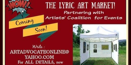Lyric Summer Art market