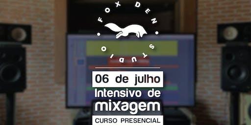 Curso Intensivo de Mixagem - Fox Den Studio