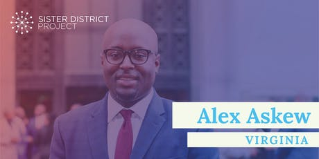 Deerfield Introduction to Sister District and Candidate Alex Askew tickets