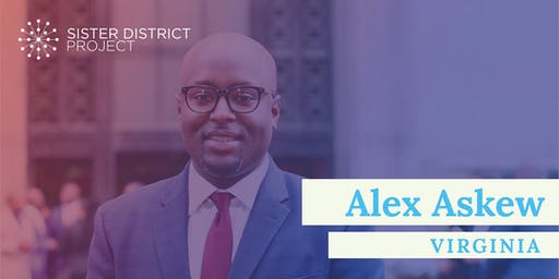 Deerfield Introduction to Sister District and Candidate Alex Askew