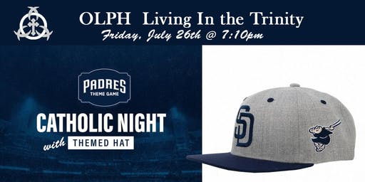OLPH Catholic Night @ the Padres