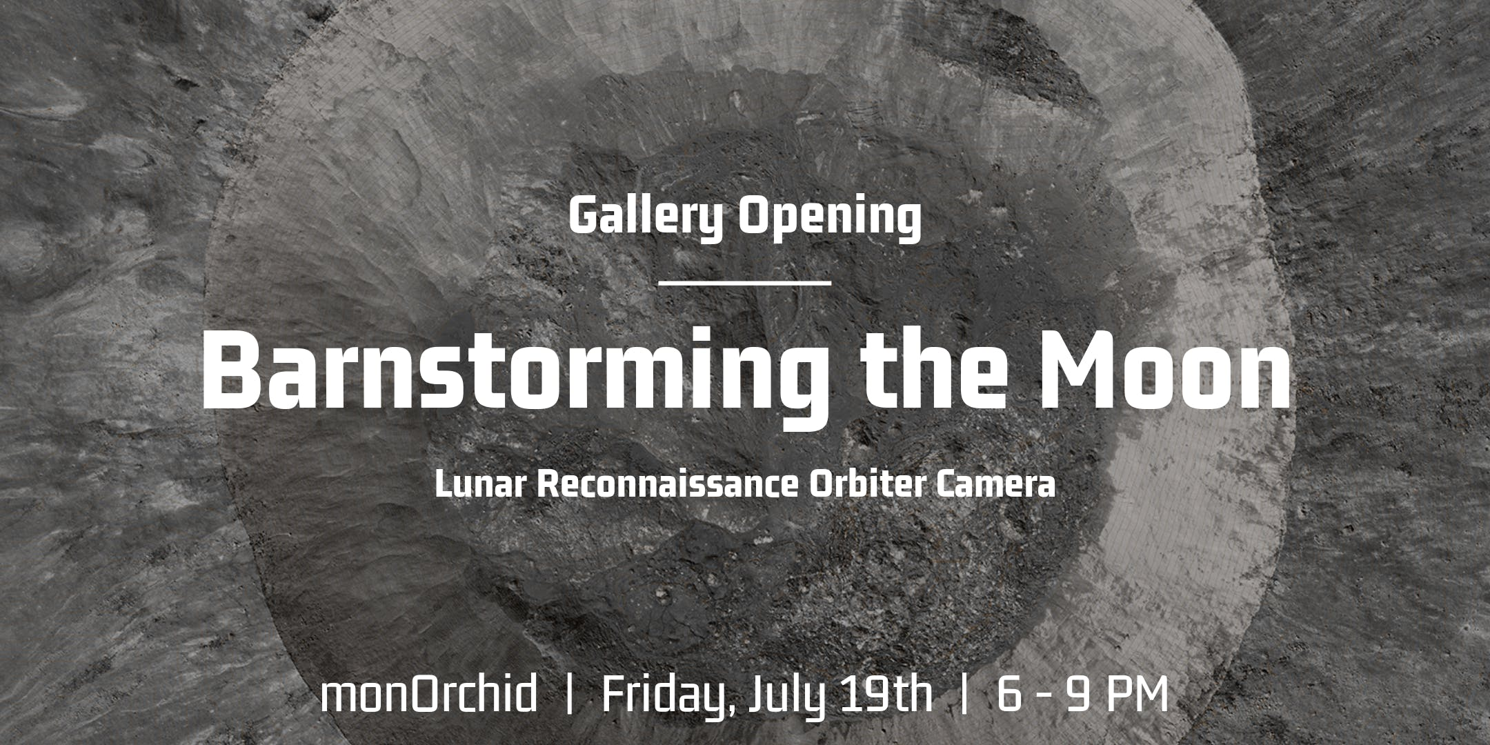 Opening: Barnstorming the Moon