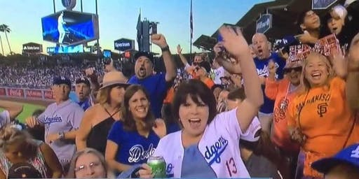 Kulpa's: Giants vs. Dodgers PARTY @ Dodger Stadium for JBHS & CSUN Alums