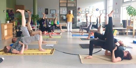 Yoga Intensive with Sabu tickets