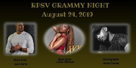 RPSV Grammy Night tickets