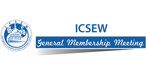 ICSEW Transition Meeting - July 16, 2019