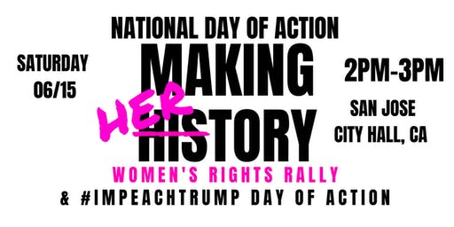 National #IMPEACHTRUMP Day of Action & Women's Rights Rally