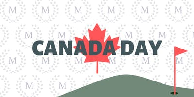 Canada Day Shotgun Golf Event