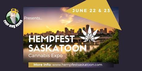 HempFest Cannabis Expo Saskatoon tickets