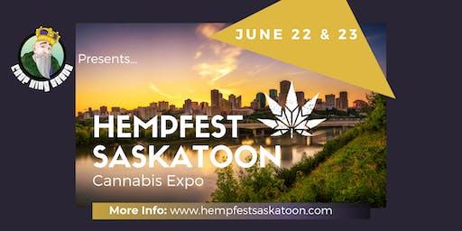 HempFest Cannabis Expo Saskatoon