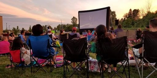 Fun, Games and the New Mary Poppins Movie in the Park!