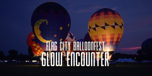 Flag City BalloonFest Glow Encounter Sponsored by Dan Maciejewski State Farm
