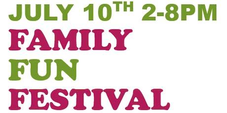 Family Fun Festival tickets