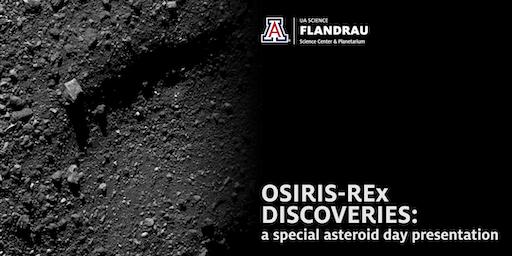OSIRIS-REx Discoveries
