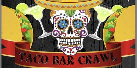 Chinatown Taco Bar Crawl tickets