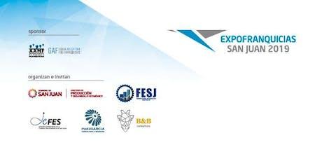 Expo Franquicias San Juan 2019 entradas